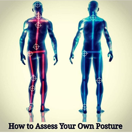 Assess your own posture