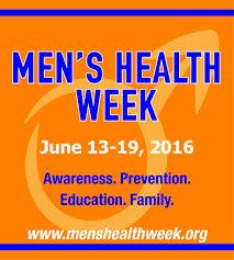 What I learnt from Men's Health Week 2016