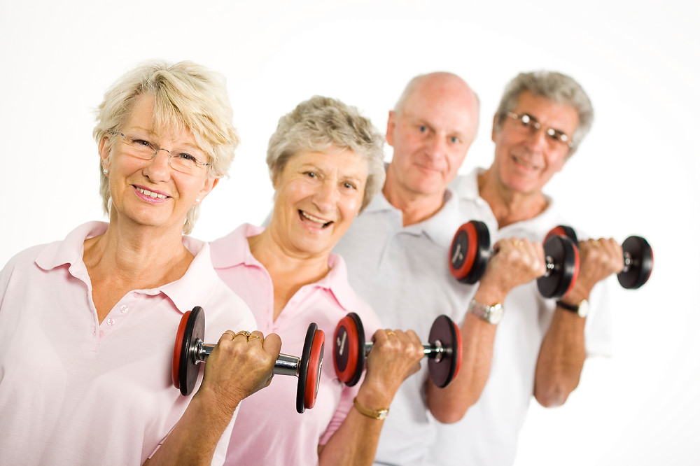 weight bearing exercise older adults