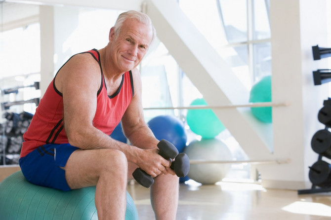 Prehab for prostate cancer