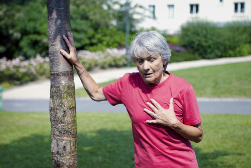 Managing COPD with exercise