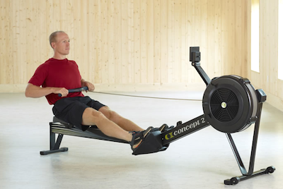 Try the rower
