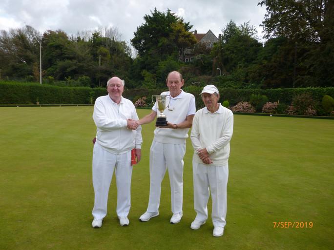 Men's pair winners A.Walker_M.Byrne7.9.1