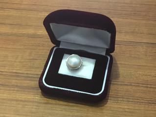 タサキのリングを買取させて頂きました。