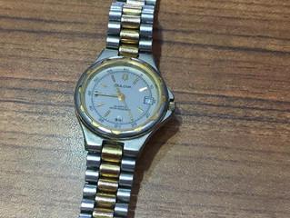 ブローバの時計を買取させて頂きました。