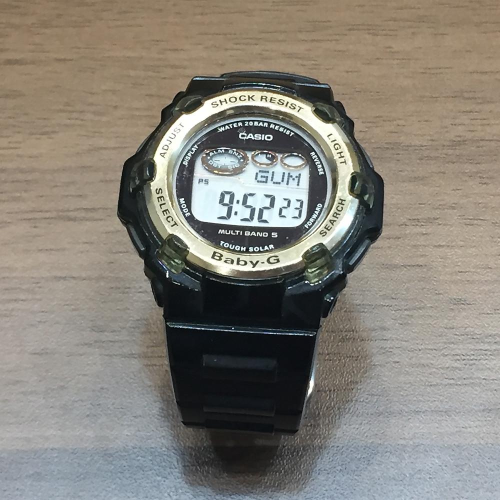 ブランドスターズで買取したカシオの時計の写真