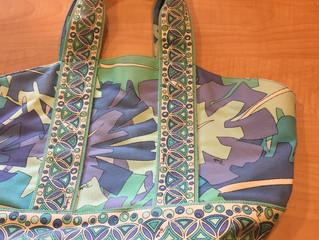 エミリオプッチのバッグを買取させて頂きました。