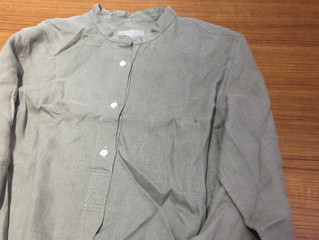 マーガレットハウエルのシャツを買取させて頂きました。