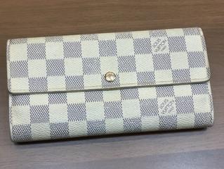 ヴィトンの財布を買取させて頂きました。