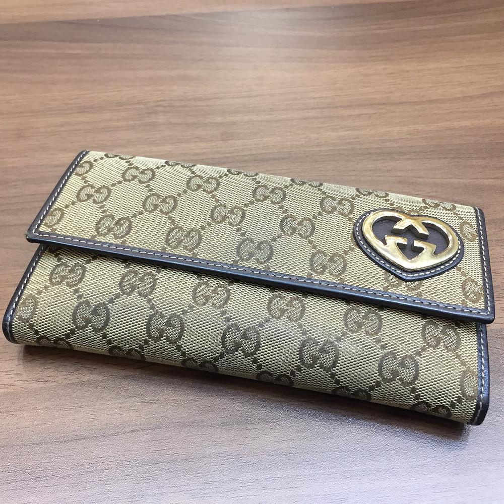 ブランドスターズで買取したグッチの財布の写真