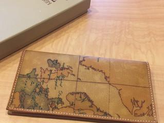 プリマクラッセの財布を買取させて頂きました。