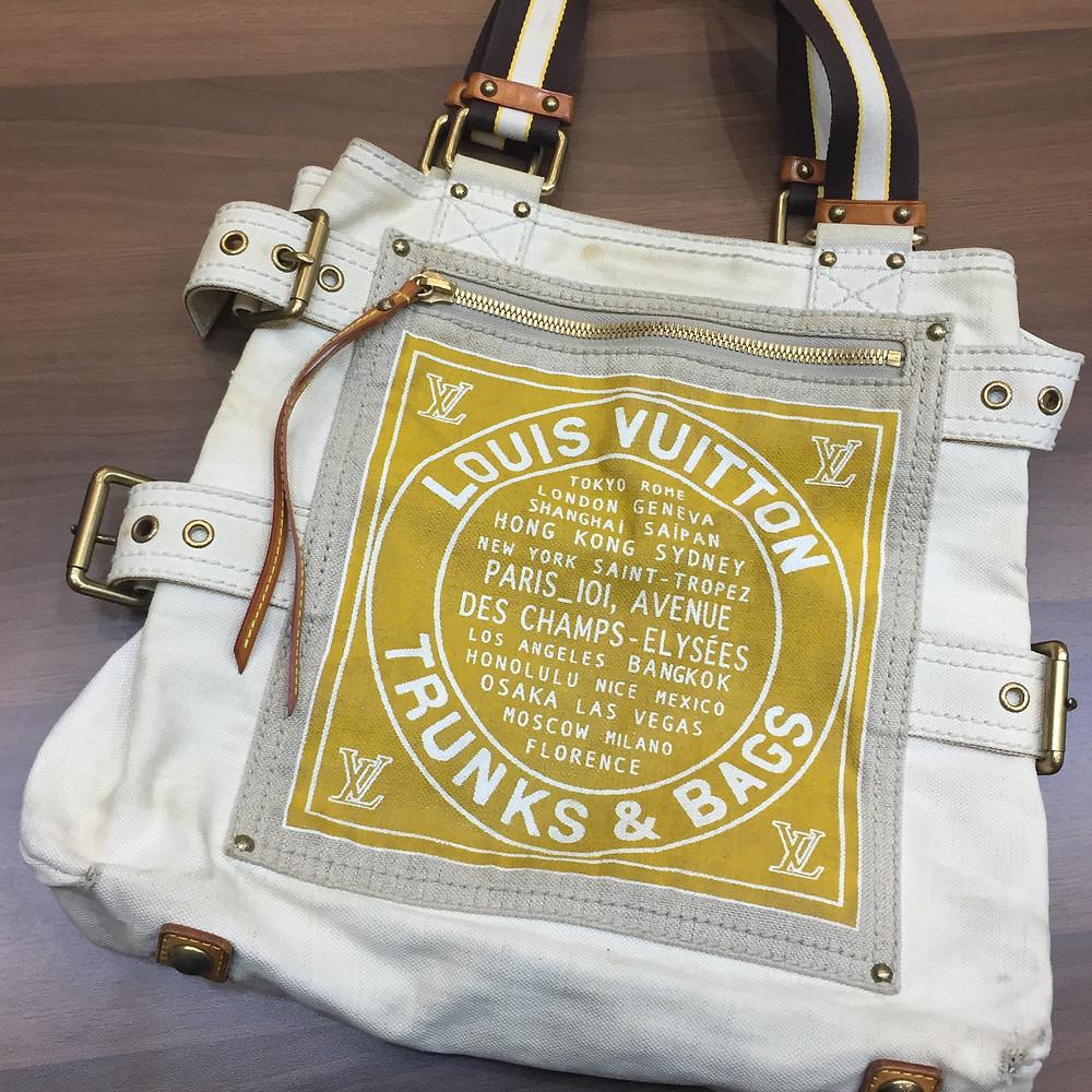 ブランドスターズで買取したヴィトンのバッグの写真