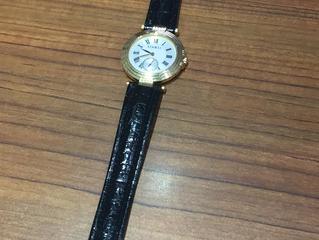 アラミスの時計を買取させて頂きました。