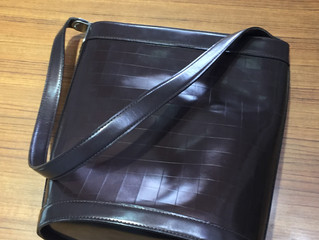 マリクレールのバッグを買取させて頂きました。