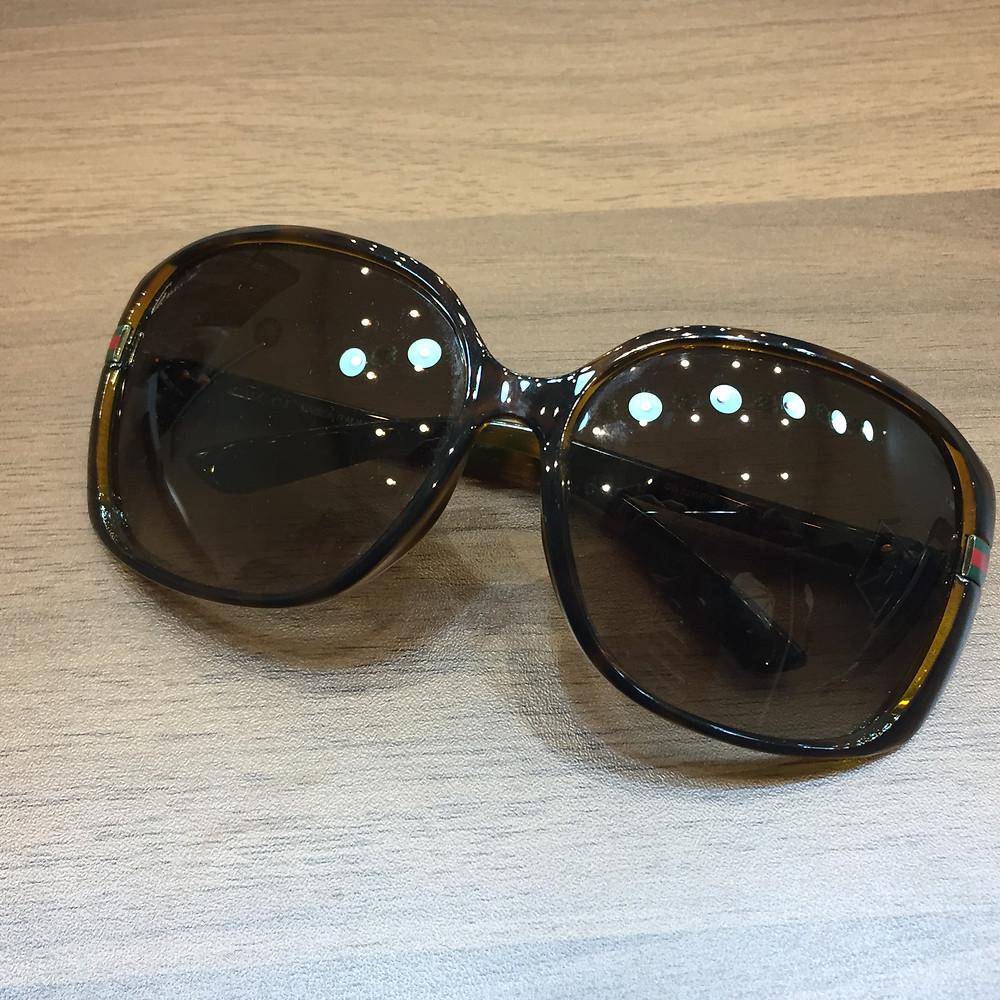 ブランドスターズで買取したグッチのサングラスの写真