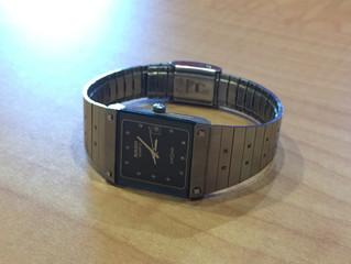 ラドーの時計を買取させて頂きました。