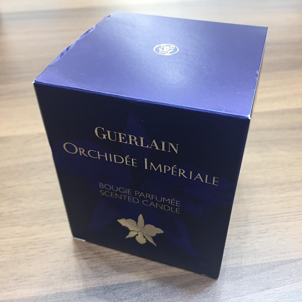 ブランドスターズイオンモール伊丹昆陽店で買取したゲランのキャンドルの写真