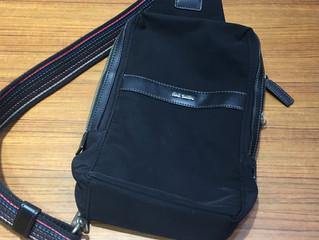 ポールスミスのバッグを買取させて頂きました。