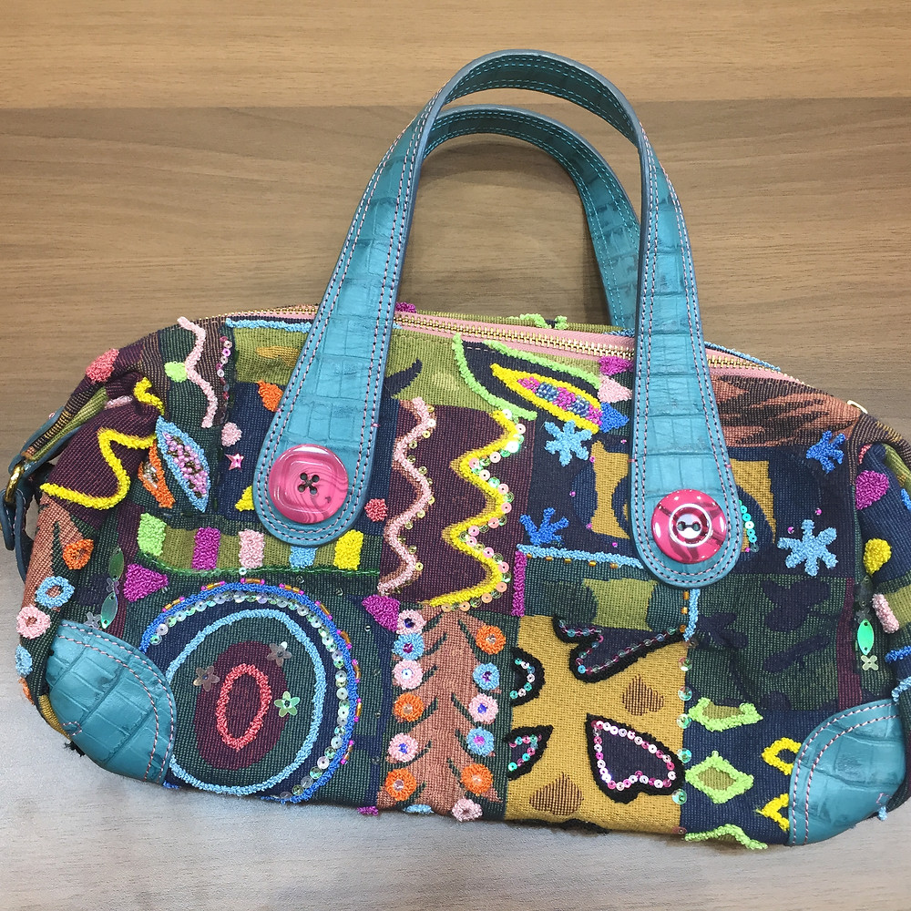 ブランドスターズで買取したシンクビーのバッグの写真