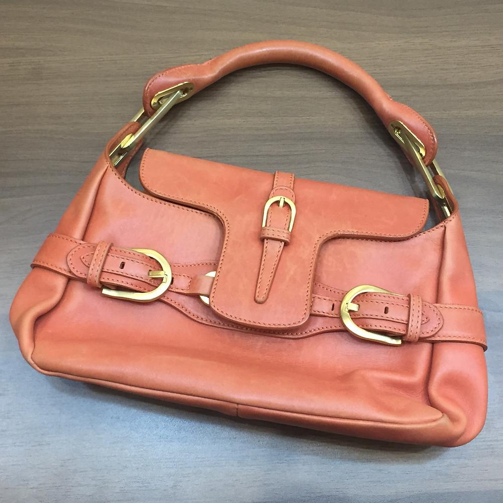 ブランドスターズで買取したジミーチュウのバッグの写真