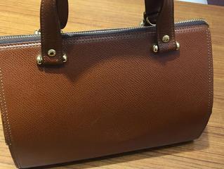 レノマのバッグを買取させて頂きました。