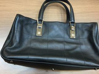 シャネルのバッグを買取させて頂きました。