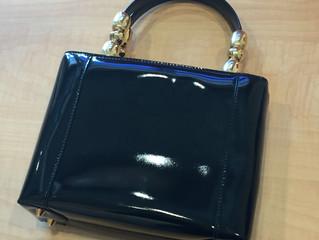 ディオールのバッグを買取させて頂きました。