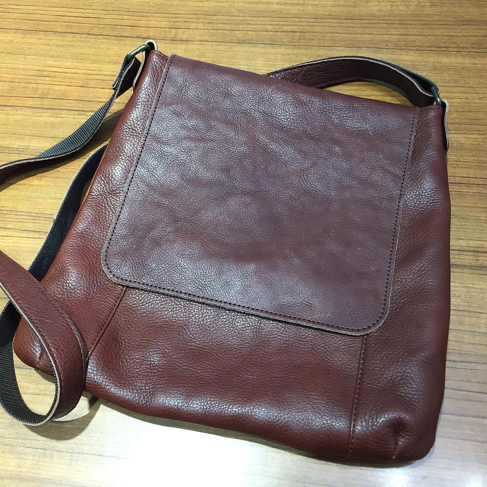 ブランドスターズ池田店で買取したボルセッタドマーニのショルダーバッグの写真