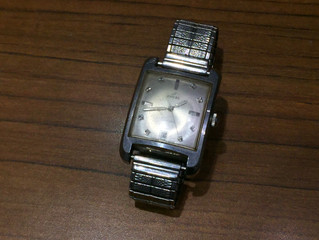 エニカの時計を買取させて頂きました。