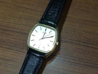 セイコーの時計を買取させて頂きました。