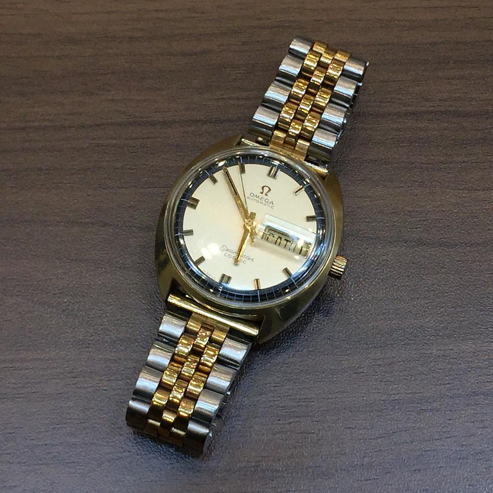 ブランドスターズで買取したオメガの時計の写真