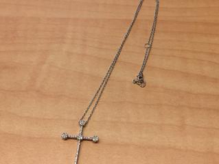 ポンテヴェキオのネックレスを買取させて頂きました。