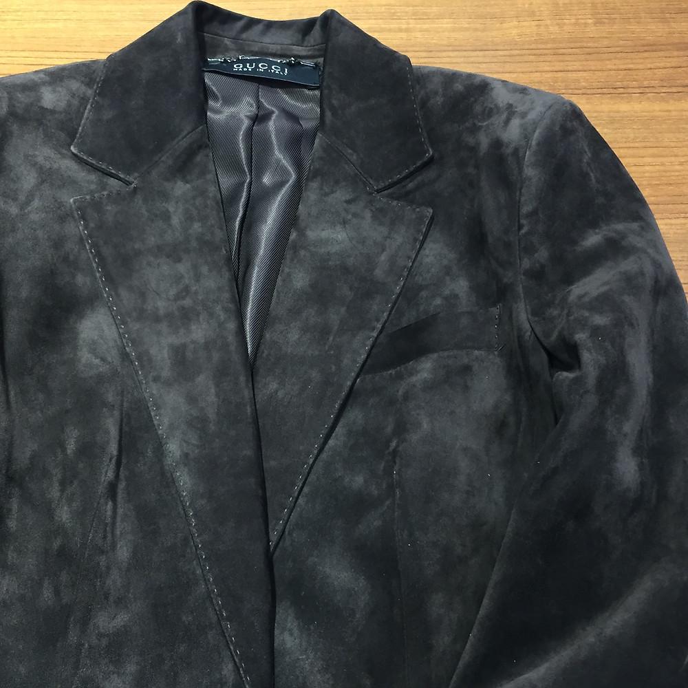 ブランドスターズサンシティ池田店で買取したグッチのジャケットの写真