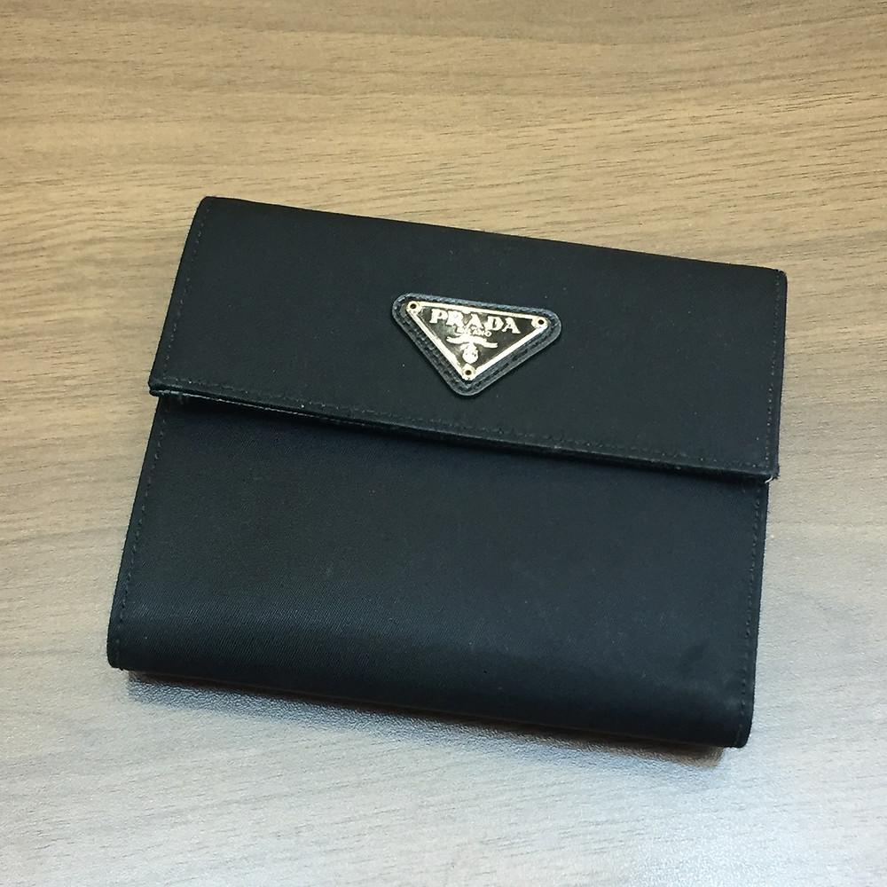 ブランドスターズで買取したプラダの財布の写真