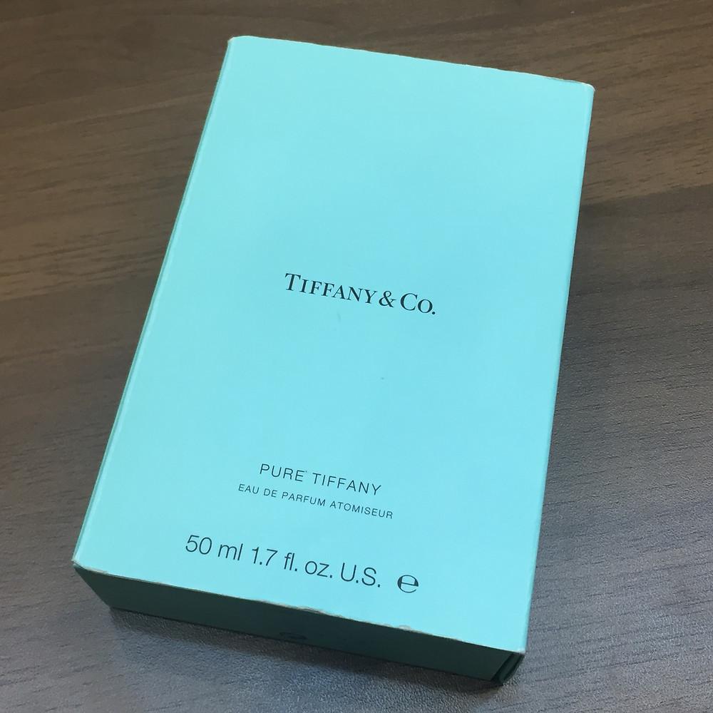 ブランドスターズイオンモール伊丹昆陽店で買取したティファニーの香水の写真