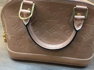 ヴィトンのバッグを買取させて頂きました。