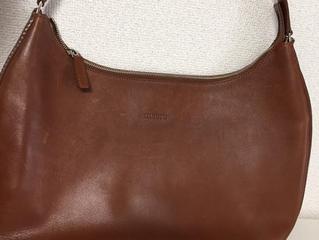 ヒロフのバッグを買取させて頂きました。