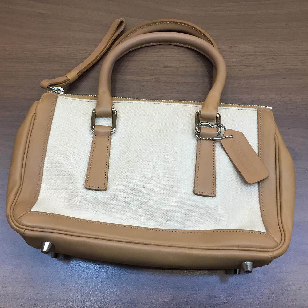 ブランドスターズで買取したコーチのバッグの写真