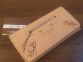 バレンシアガの長財布を買取させて頂きました!