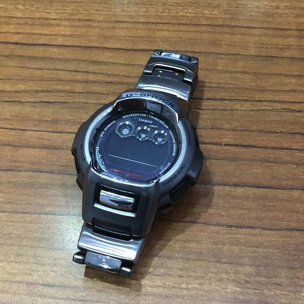ブランドスターズサンシティ池田店で買取したカシオの時計G-Shockの写真