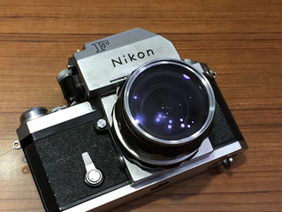 ニコンのカメラを買取させて頂きました。