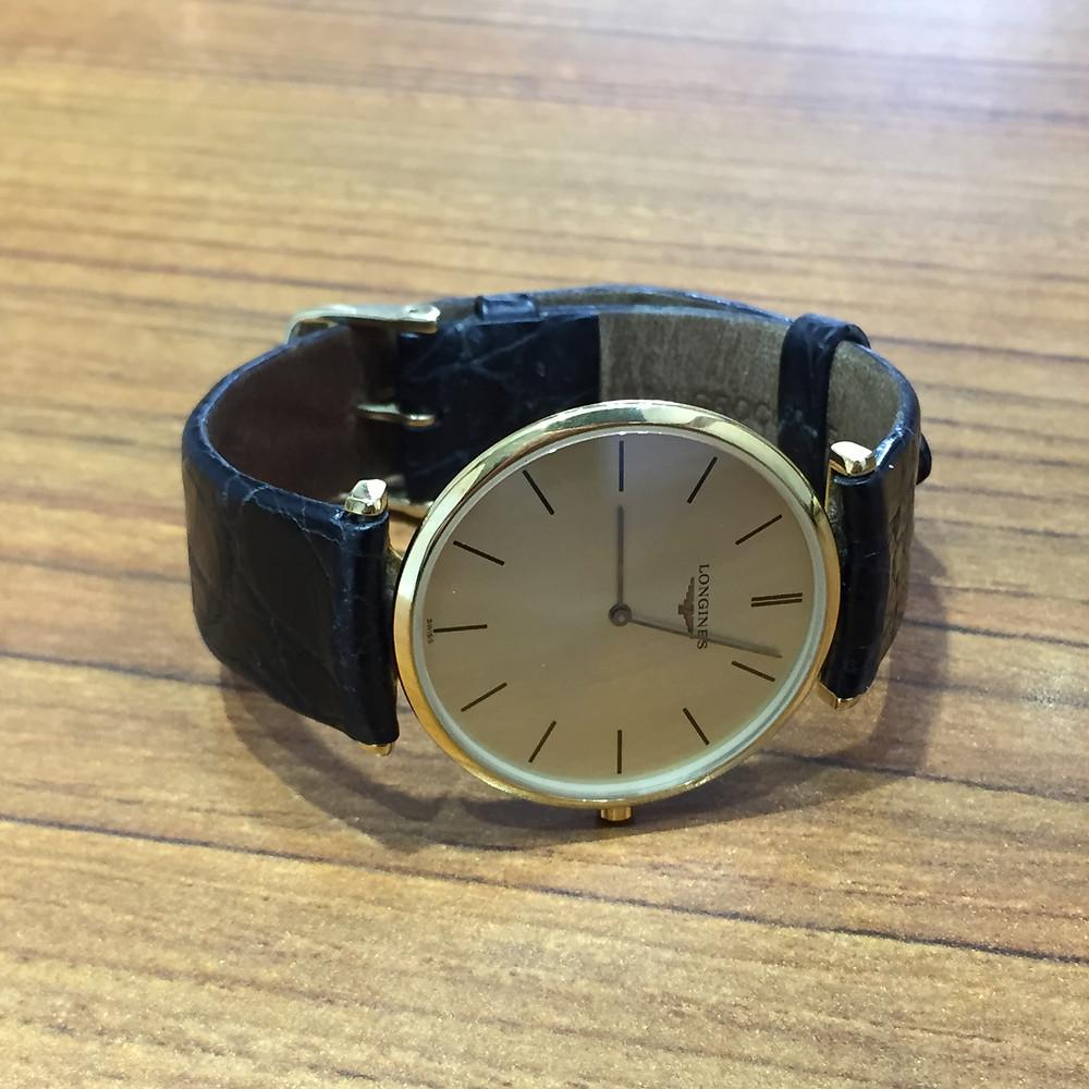 ブランドスターズサンシティ池田店で買取したロンジンの時計の写真