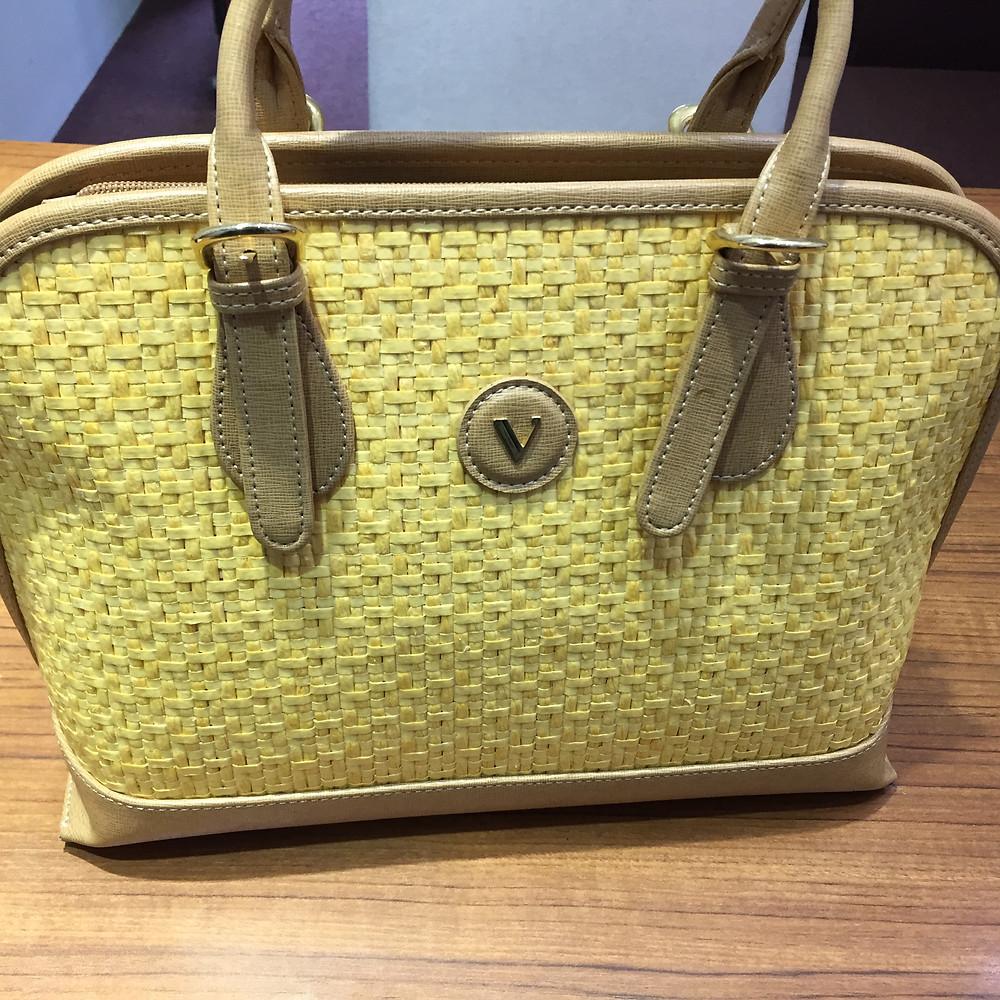 ブランドスターズ池田店で買取したヴィンセントバレンティノのハンドバッグの写真