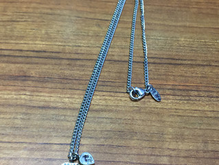 シャネルのネックレスを買取させて頂きました。