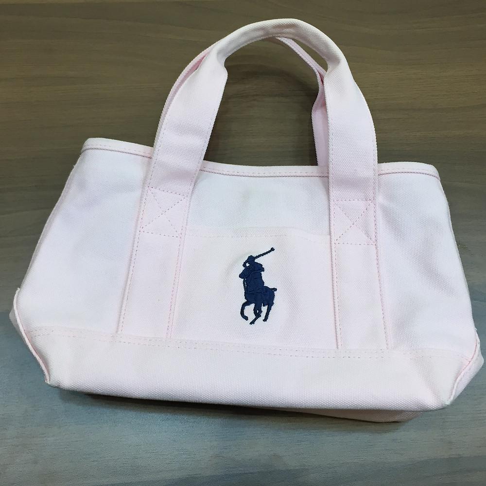 ブランドスターズで買取したラルフローレンのバッグの写真
