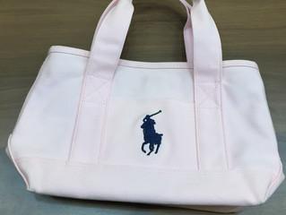 ラルフローレンのバッグを買取させて頂きました。