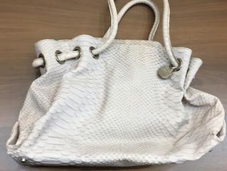 フルラのバッグを買取させて頂きました。