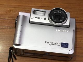 ソニーのデジタルカメラを買取させて頂きました。