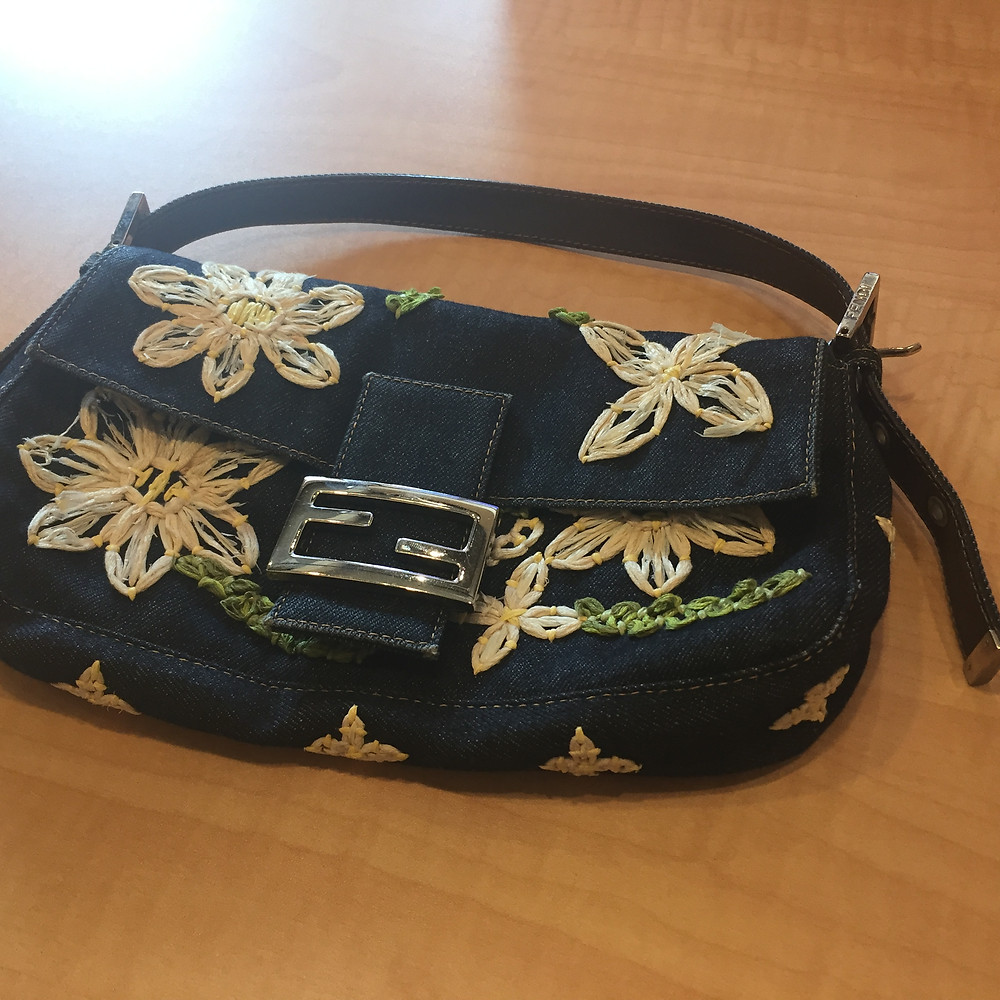 ブランドスターズ豊中東泉丘店で買取したフェンディのバッグの写真