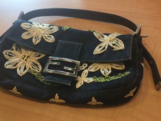 フェンディのバッグを買取させて頂きました。